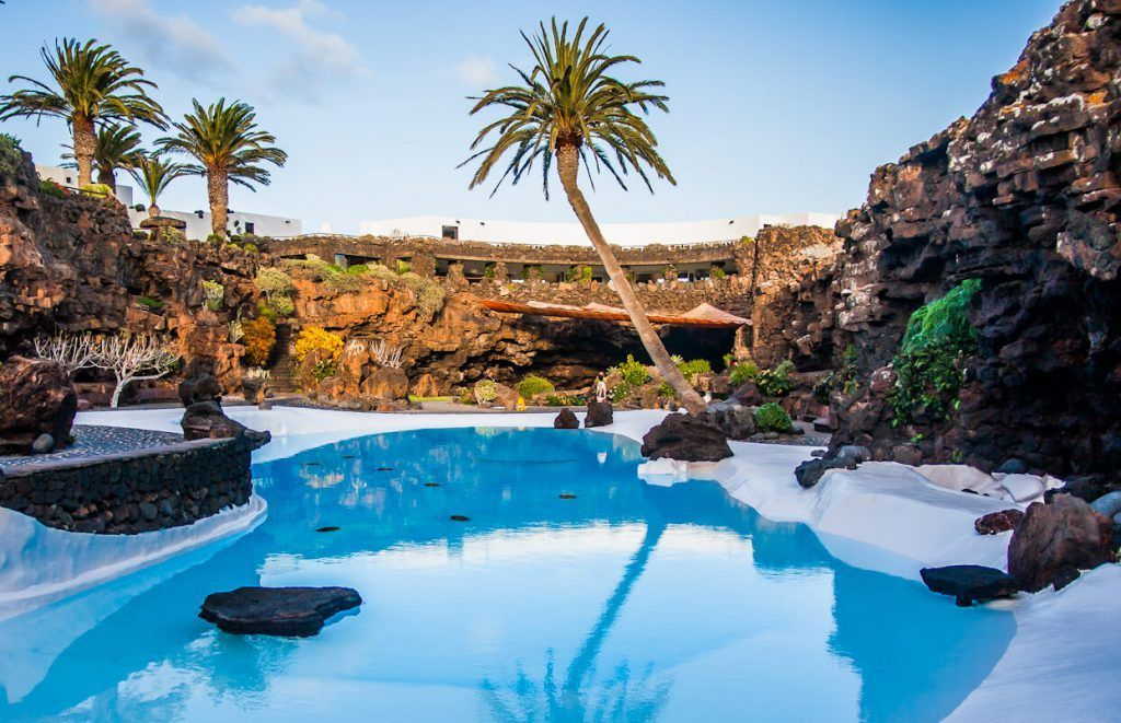 jameos del agua menu and concert