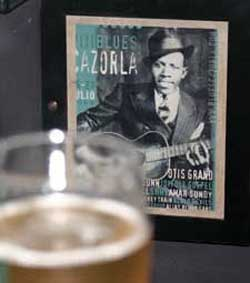 Beer and jazz merge every night at Jazz... mi madre!, Costa Teguise, Lanzarote