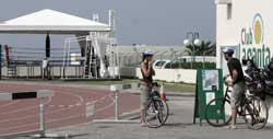 Cycling in La Santa Club, La Santa, Lanzarote
