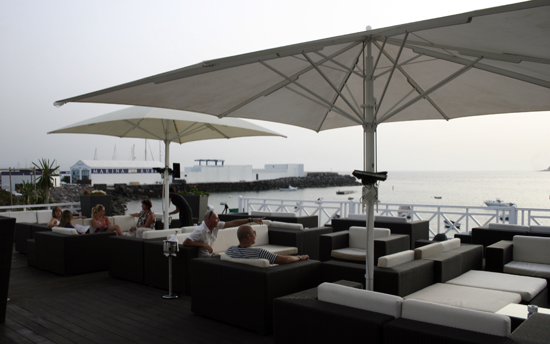 El Mirador, Chill Out de Playa Blanca, Lanzarote