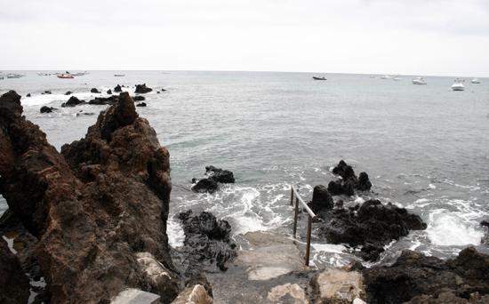 Piscinas naturales de Punta Mujeres, Lanzarote