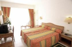 Habitación standar del Hotel Teguise Playa, Lanzarote, Costa Teguise