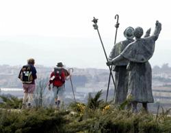 Senderismo Lanzarote organiza Camino de Santiago en cinco etapas