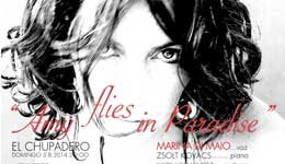 Amy Winehouse Tribute, Amy files in paradise en El Chupadero