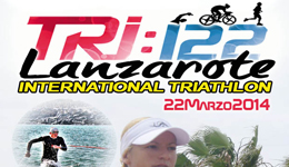 Tri:122 Lanzarote International Triathlon