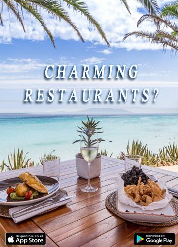 charming restaurants with terracy
