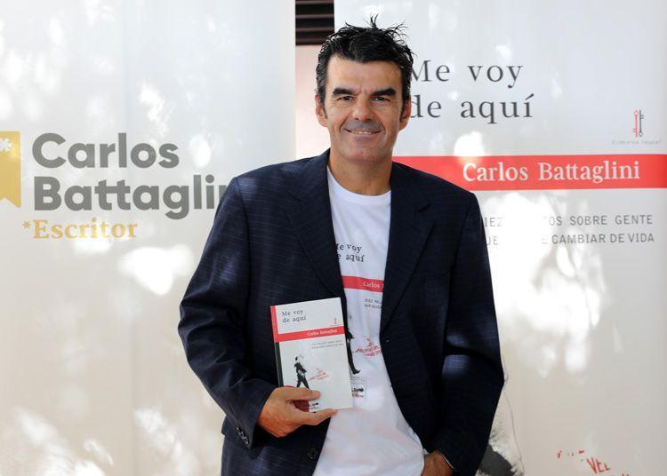 Carlos Battaglini Me voy de Aquí