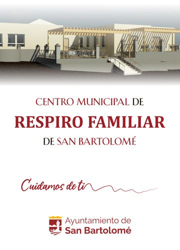 respiro familiar san bartolome