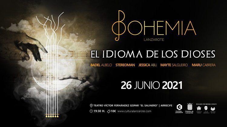 Bohemia el idioma de los dioses