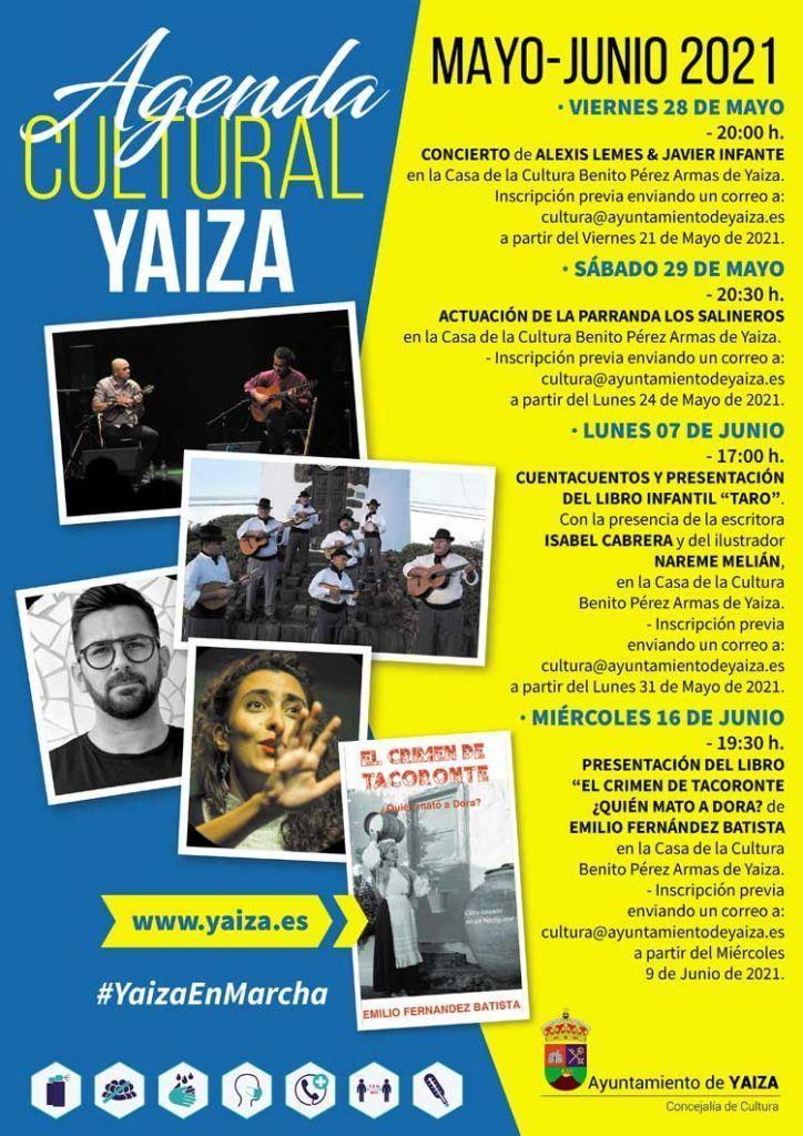 Día de Canarias 2021 Yaiza