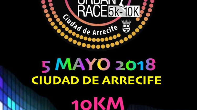 Disco-Night-Urban-Race-Ciudad de Arrecife 2018