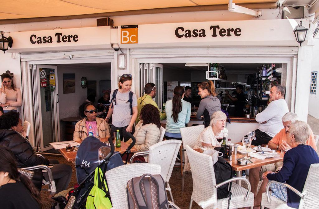 Bar Casa Tere Playa Honda