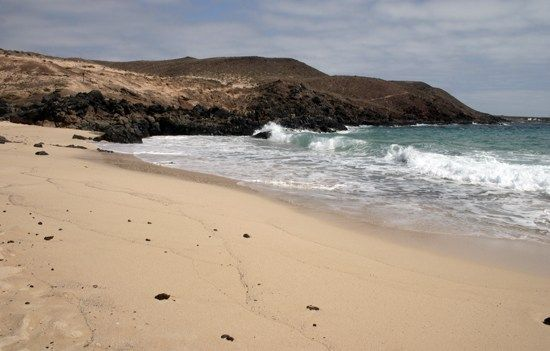 playa barranco de los conejos