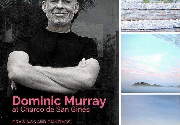 Exposición de pintura de Dominic Murray en Arrecife (Del 6 de febrero al 04 de abril)