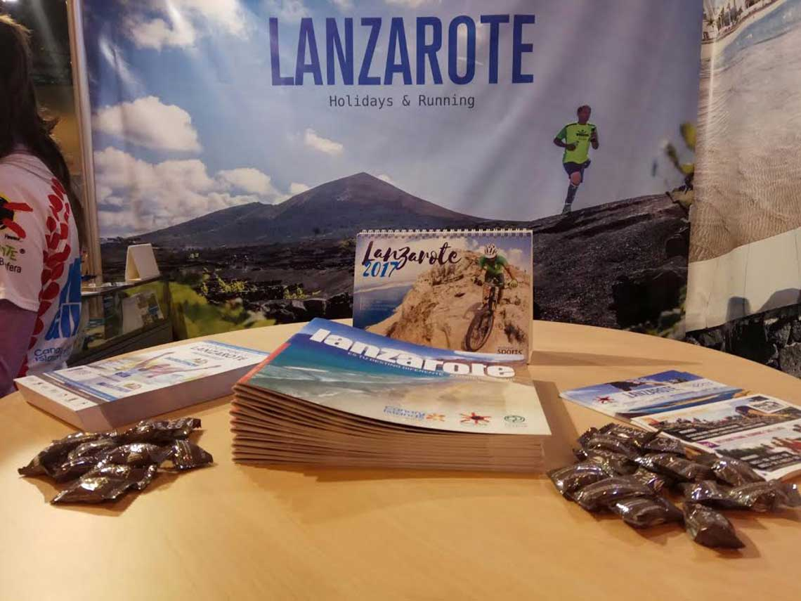 fitur 2018 stand lanzarote