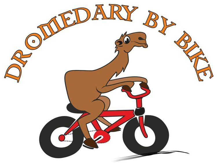 Logotipo Dromedary By Bike